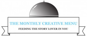 The Monthly Creative Menu by Nathalie Sejean