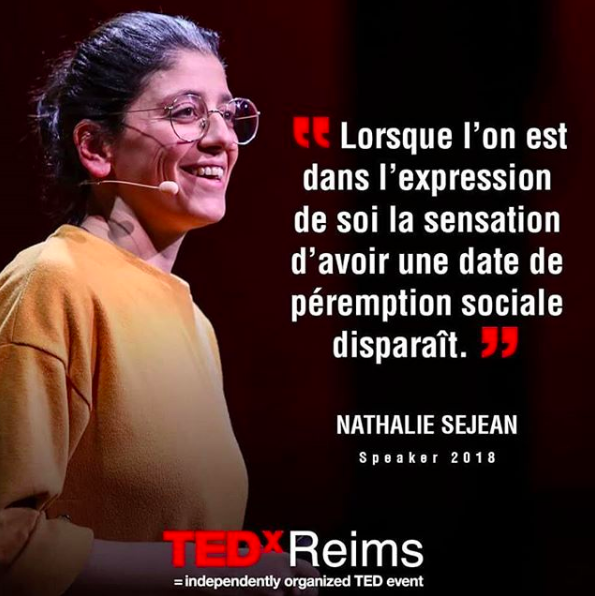 "Extract from ""How to Become a Good Story"", my Ted Talk delivered at TEDx Reims, 2018"